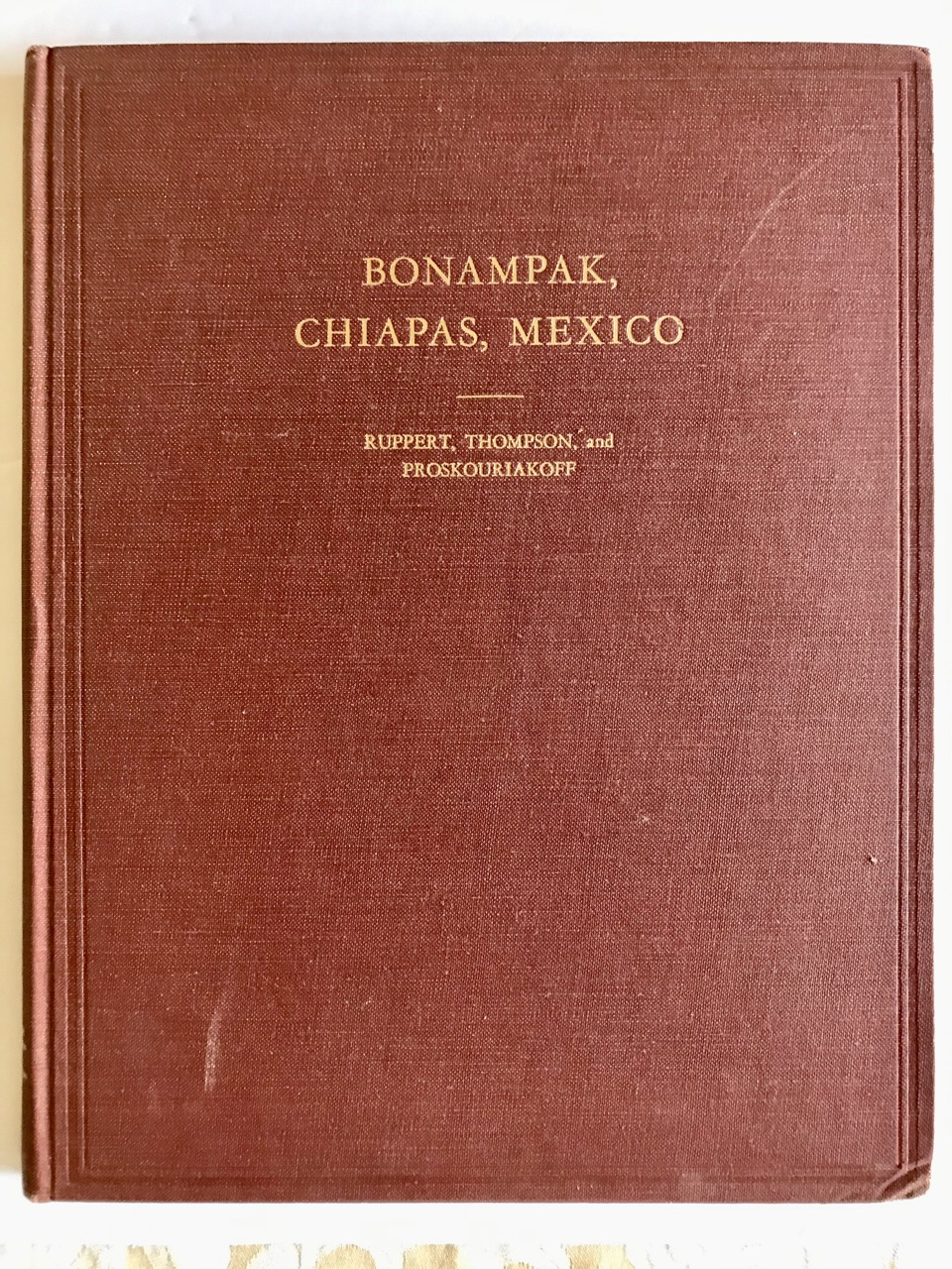 Image for Bonampak, Chiapas, Mexico