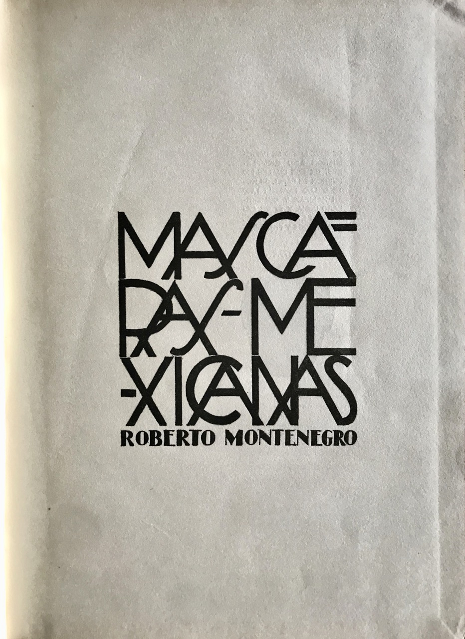 Image for Mascaras Mexicanas [Mexican Masks