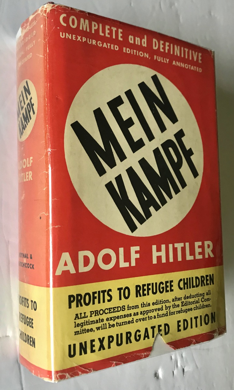 Image for Mein Kampf [in scarce 1st state d/w]