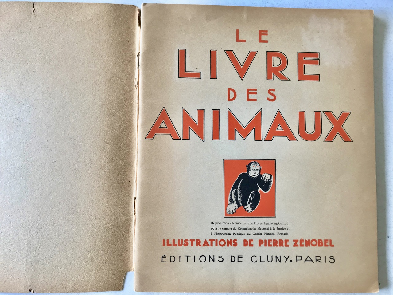 Image for Les Livres des Animaux [The Lives of Animals]