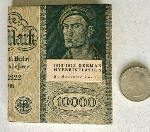 Image for 1918-1923 German Hyperinflation
