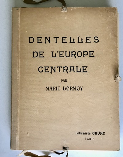Image for Dentelles de l'Europe Centrale [Central European Lace]