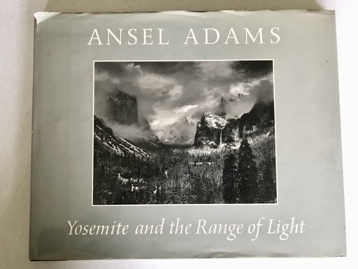 Image for Yosemite and the Range of Light