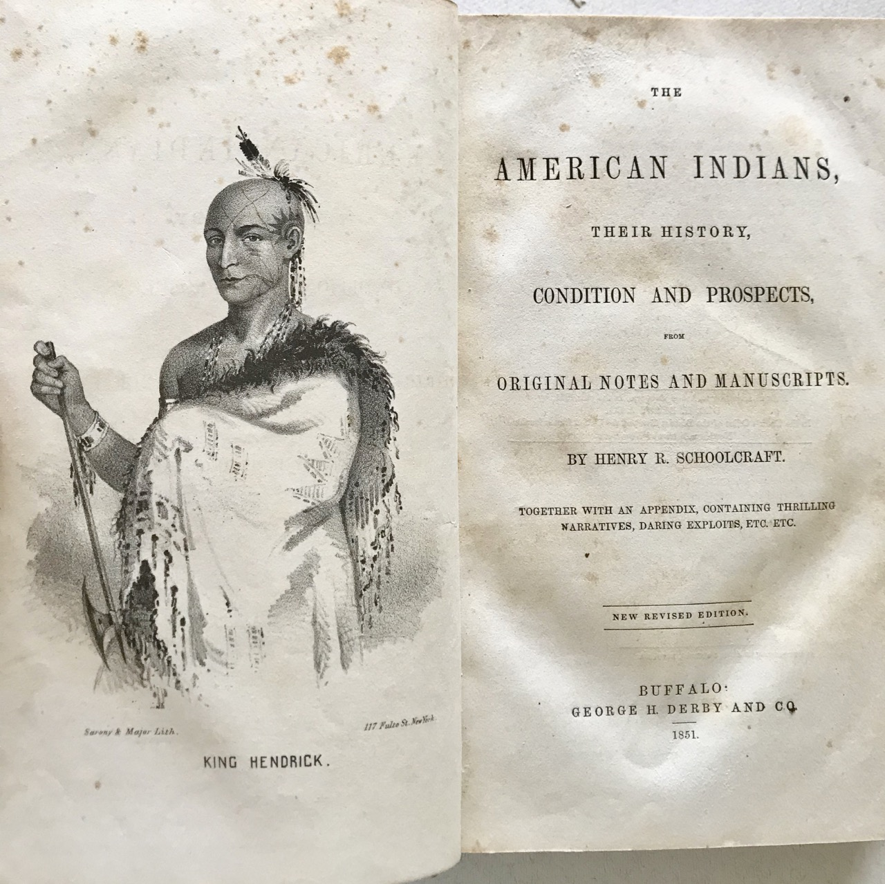 Image for The American Indians