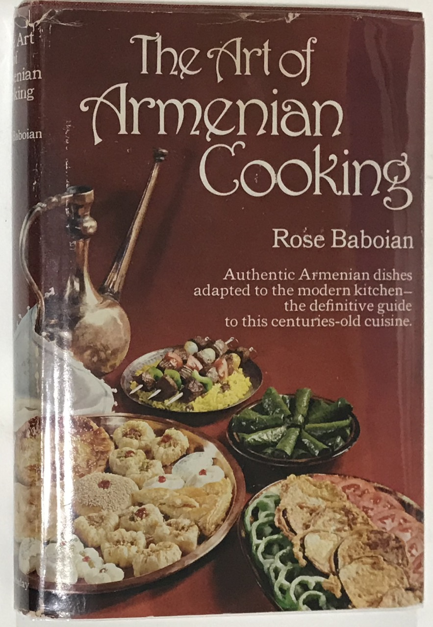 Image for The Art of Armenian Cooking
