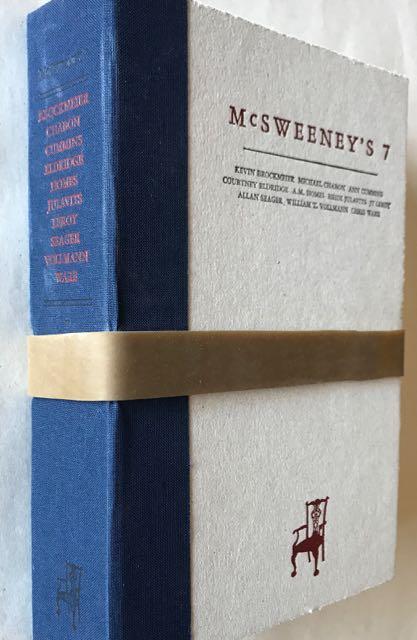 McSweeney's Issue 7