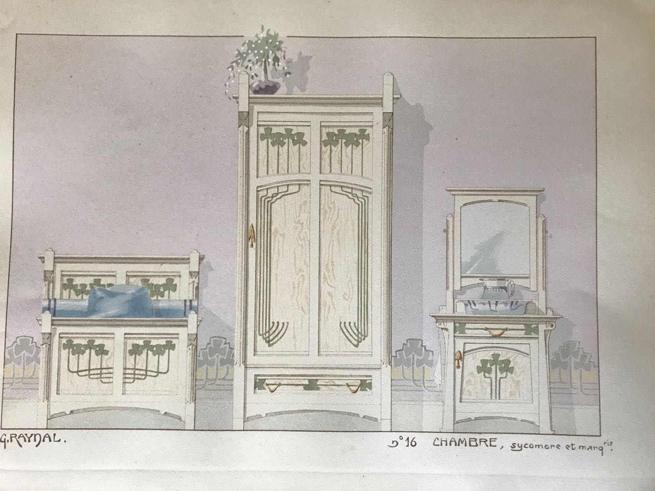 Image for Le Meuble Au XXe Siecle. [Furniture of the 20th Century]