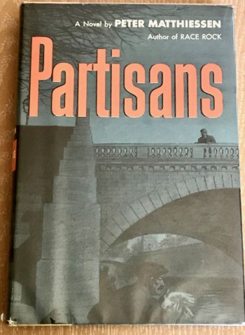 Image for Partisans [Advance Review Copy].