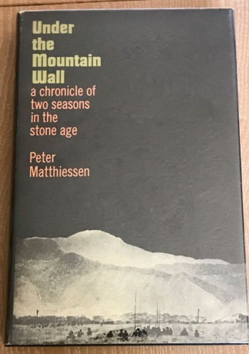 Image for Under the 1st ed. Wall. First State Review Copy with Publisher's Errata Laid In. [Signed]