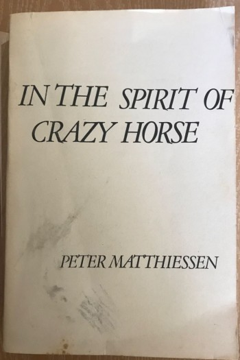 Image for In the Spirit of Crazy Horse [Samizdat edition]