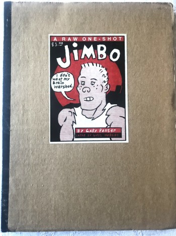 Image for Jimbo: A Raw One-Shot