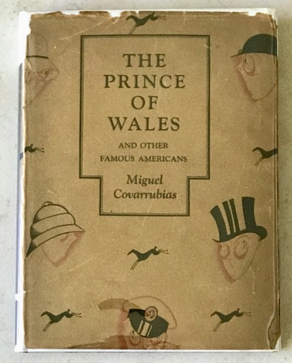 Image for The Prince of Wales and Other Famous Americans - in the scarce d/w.