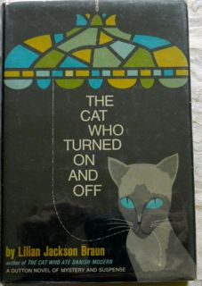 The Cat Who Turned On and Off.